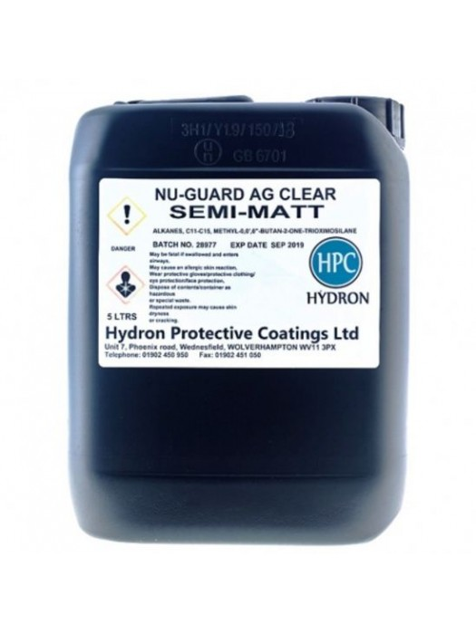 NU Guard Graffiti Protective Coating 5L