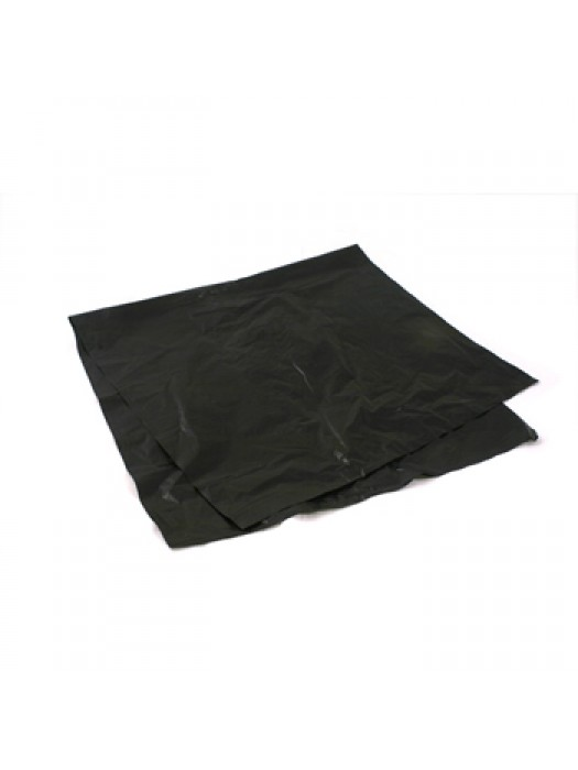 Black Plastic Refuse Bin Bag 200 Box W29inch x L39inch