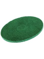 Floor Machine Buffing Pad Green Medium Grade 17 inch  Pack of 5