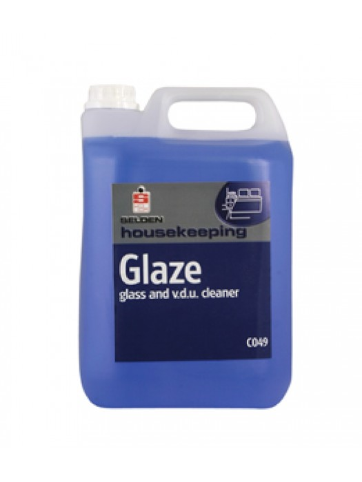 Selden C049 Glaze Glass VDU Cleaner 5L