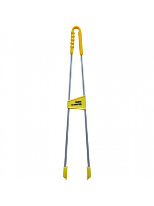 Tong Style Straight Salmon Litter Picker LP34 35inch 89cm