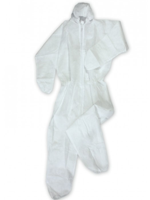 Disposable Paper Suit Overall