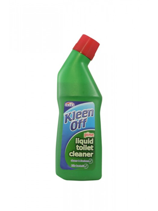 Kleenoff Toilet Cleaner Freshener Pine 750ml