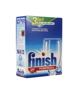 Finish Dish Washer Powerball 3in 1 Tablets 84/Pk