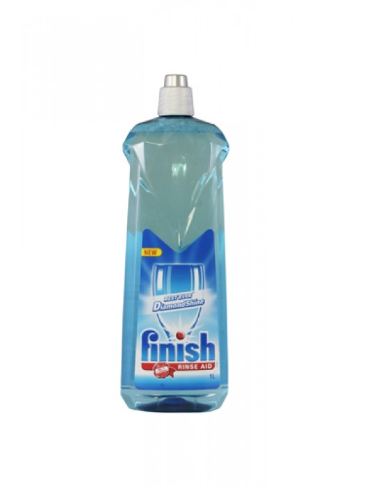Finish Dish Washer Rinse Aid 800ml
