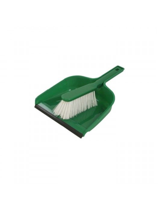 Dustpan & Stiff Brush Set