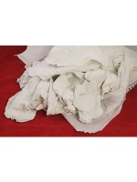 White Rags Terry Towelling  Wipe 10kg