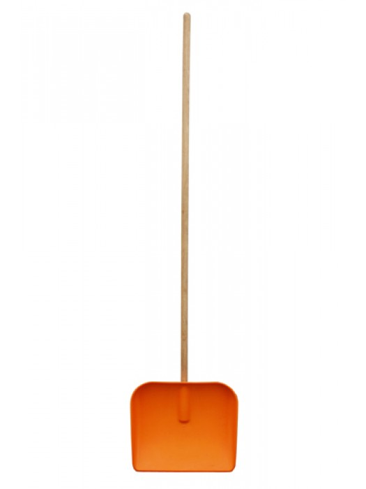 Heavy Duty Snow Shovel with Handle