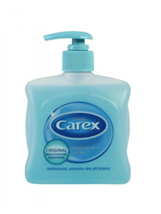 Carex Hand Liquid Pump Soap Wash 250ml