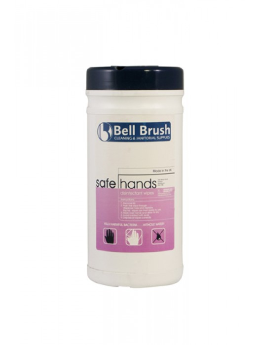 Disinfectant Hand Wet Wipes 150 Tub