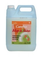 Carefree Floor Mop & Shine 5L