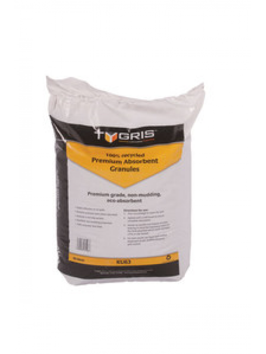 Tygris Clay Oil Spill Dry 16Kg Bag